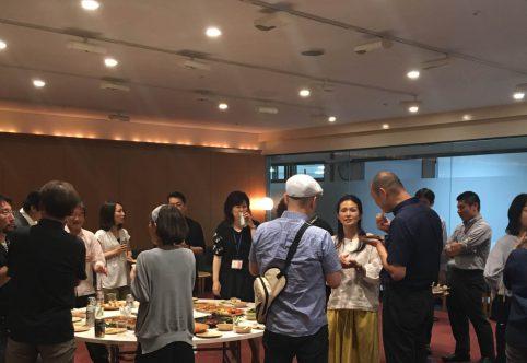 今期最初の入所企業交流会を開催!