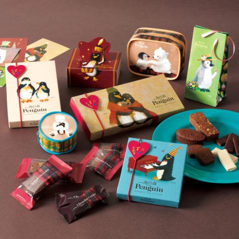 菓子メーカーさんのバレンタインパッケージデザインに採用されました。