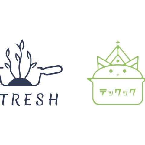 製薬会社の社内ベンチャーによる新規事業、オンライン科学エンターテイメント料理教室。その運営会社TRESHの新規立ち上げ支援と、立ち上げ後のブランディング支援。社名・ロゴ・中核事業のサービスキャラクター化に加え、起業初期のプラットフォームシステムの選定、映像コンテンツの制作支援など。事業成長の段階に応じて重点項目を調整しながらの運営協力。