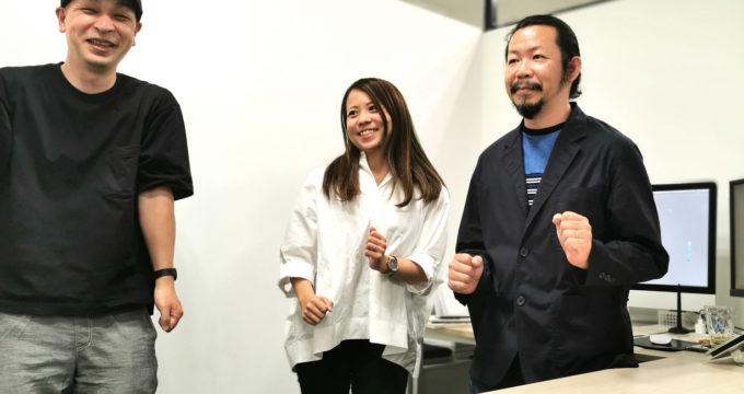 ポンコツ広報ブラザーズの入所企業訪問!#15「デザインオフィス キリ」